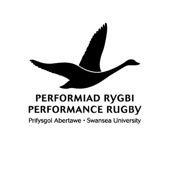 Swansea University Rugby Performance Logo